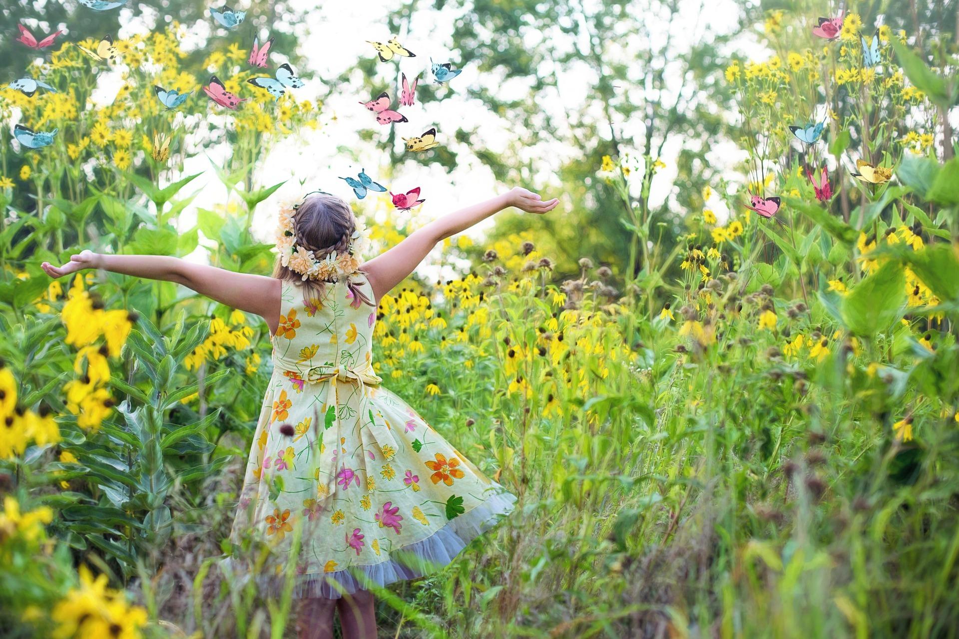 El confinamiento puede ser divertido con jardinería y niños
